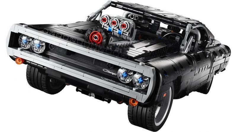 LEGO® TECHNIC™ VA A TUTTO GAS CON IL NUOVO SET DODGE CHARGER DI DOM TRATTO DA  FAST & FURIOUS