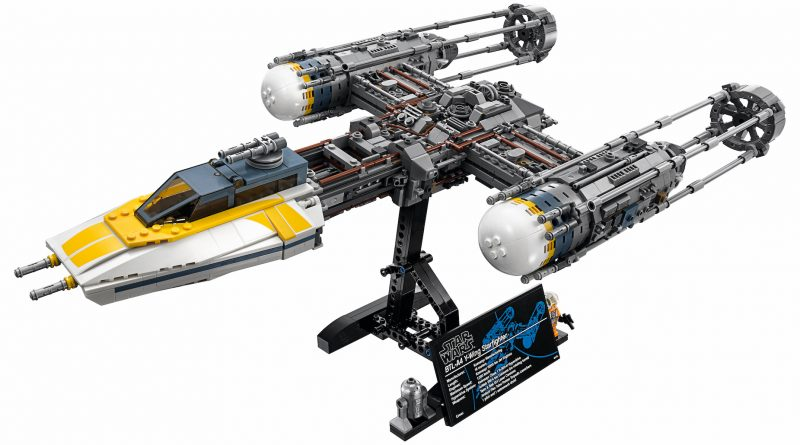 75181 LEGO® Star Wars UCS Y-Wing Starfighter