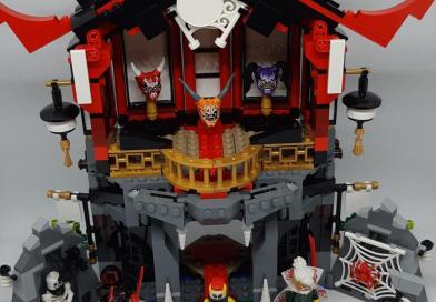 Set Ninjago® 70643 – Il tempio della resurrezione