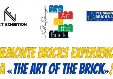"Piemonte Bricks a ""The Art of the Brick"""