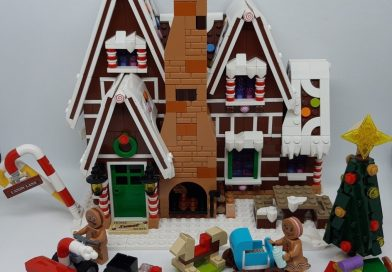 GINGERBREAD HOUSE – SET 10267