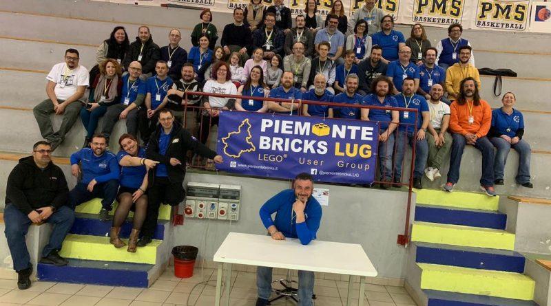 "Piemonte Bricks LUG a ""San Mauro Brick Show 2019"""