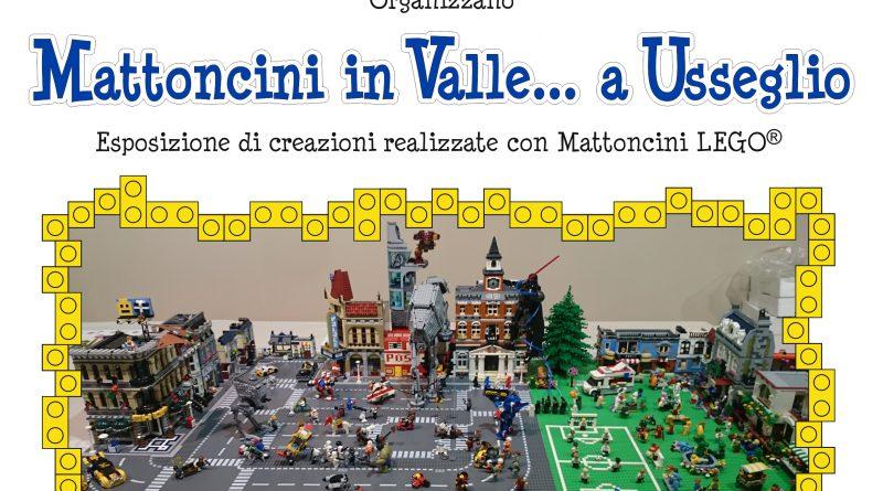 """Piemonte Bricks LUG a """"Mattoncini in Valle"""", Usseglio, 2018"""